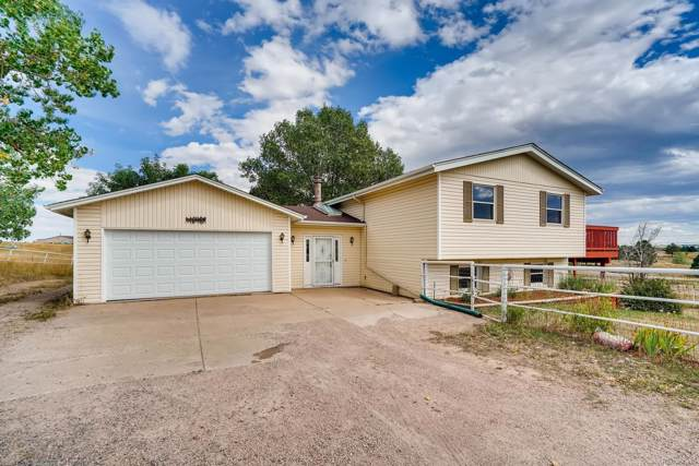 11030 Forest Hills Drive, Parker, CO 80138 (#2646628) :: The DeGrood Team