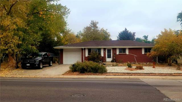 8009 W 64th Avenue, Arvada, CO 80004 (#2646656) :: iHomes Colorado
