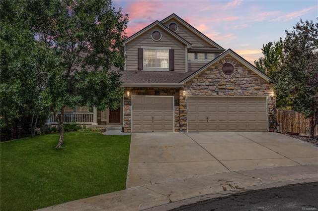 22359 E Ida Place, Aurora, CO 80015 (#2646863) :: James Crocker Team