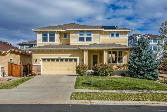 11640 S Flower Mound Way, Parker, CO 80134 (#2647015) :: The HomeSmiths Team - Keller Williams