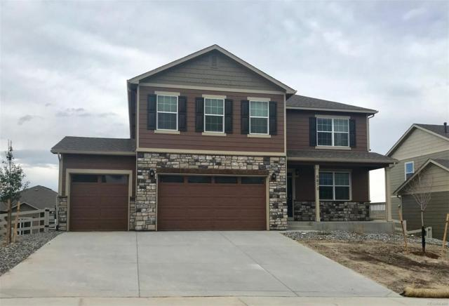 5873 Point Rider Circle, Castle Rock, CO 80104 (#2647045) :: The HomeSmiths Team - Keller Williams