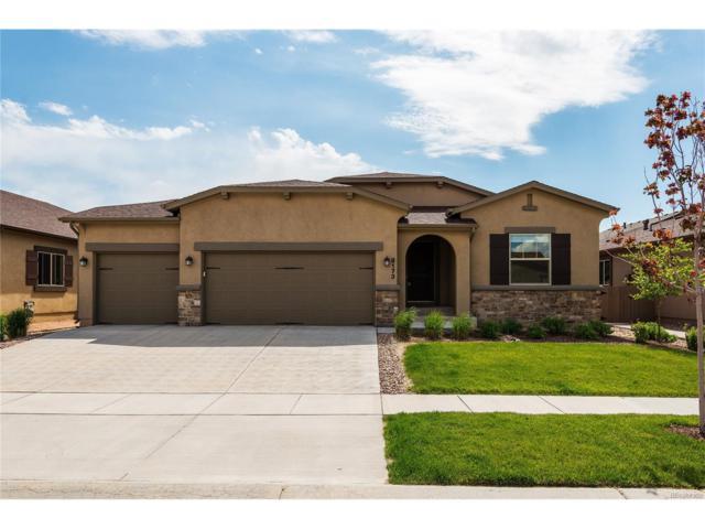 8173 Mount Hope Drive, Colorado Springs, CO 80924 (MLS #2647164) :: 8z Real Estate