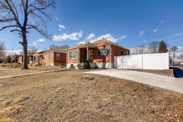 501 S Dale Court, Denver, CO 80219 (#2647226) :: Hometrackr Denver
