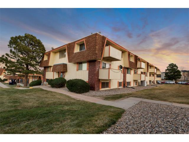 10211 Ura Lane #305, Thornton, CO 80260 (#2647543) :: The Peak Properties Group