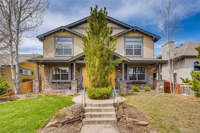 2147 S Clarkson Street, Denver, CO 80210 (#2647687) :: Mile High Luxury Real Estate