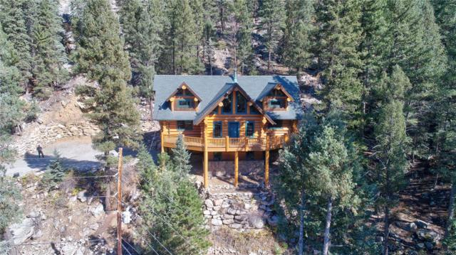 14662 S Elk Creek Road, Pine, CO 80470 (#2647916) :: Berkshire Hathaway Elevated Living Real Estate