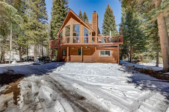 575 Fall River Road, Idaho Springs, CO 80452 (#2647963) :: The DeGrood Team