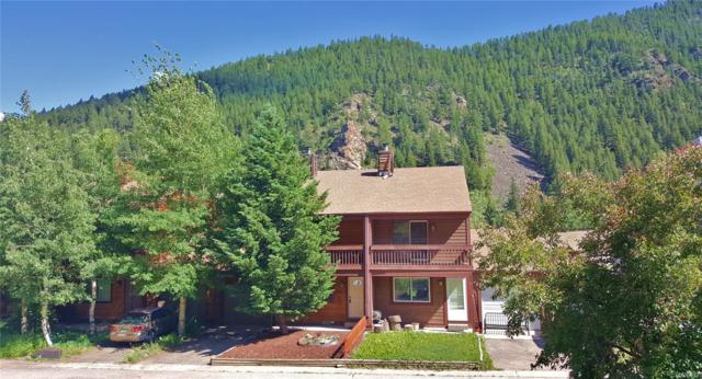 3327 Riverside Drive, Idaho Springs, CO 80452 (MLS #2648141) :: Kittle Real Estate