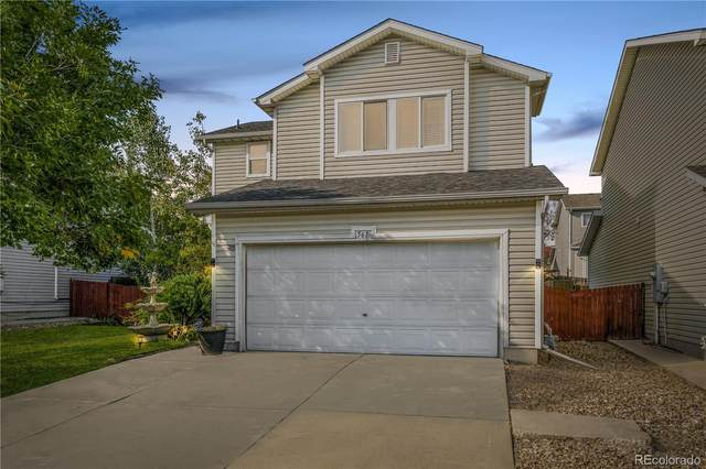 561 E 77th Drive, Denver, CO 80229 (MLS #2648652) :: 8z Real Estate