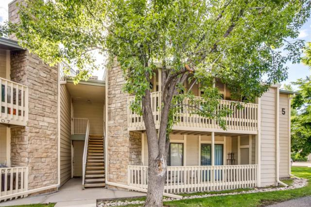 8335 Fairmount Drive 5-208, Denver, CO 80247 (#2648756) :: Mile High Luxury Real Estate