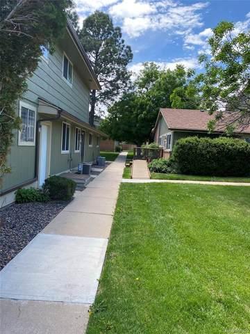 1155 S Fairplay Circle B, Aurora, CO 80012 (MLS #2649089) :: Wheelhouse Realty