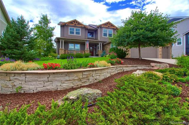 1634 Ridgetrail Court, Castle Rock, CO 80104 (MLS #2649119) :: Kittle Real Estate