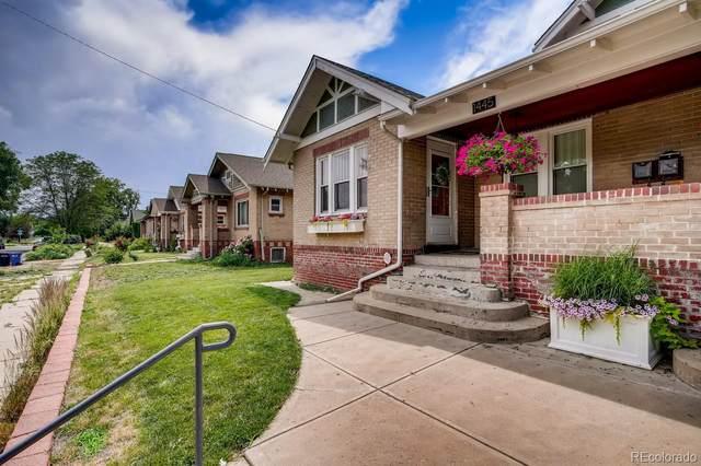 1445 Osceola Street, Denver, CO 80204 (#2649260) :: The DeGrood Team