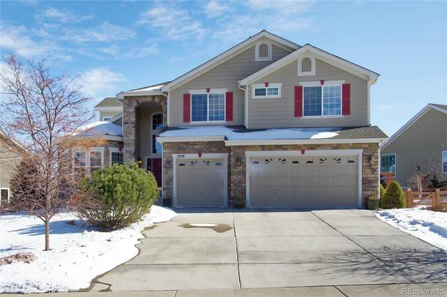 5274 Mining Camp Trail, Parker, CO 80134 (#2649825) :: The Dixon Group