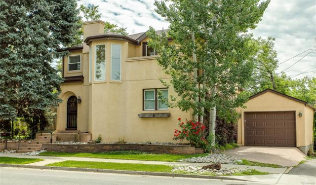 1630 E Virginia Avenue, Denver, CO 80209 (#2650308) :: The Peak Properties Group