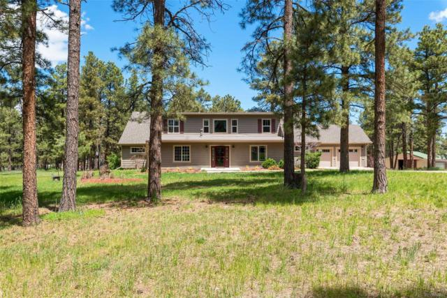 5245 Timber Place, Elizabeth, CO 80107 (#2650378) :: The HomeSmiths Team - Keller Williams