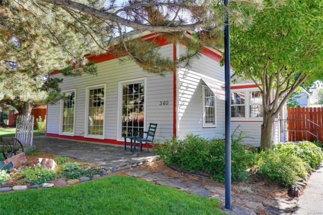 340 4th Street, Meeker, CO 81641 (#2650634) :: The Peak Properties Group