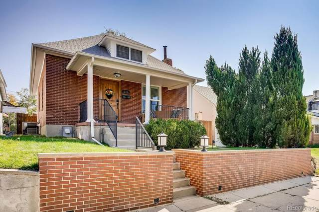 276 S Franklin Street, Denver, CO 80209 (#2650800) :: Real Estate Professionals