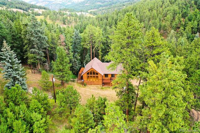 7569 S Turkey Creek Road, Morrison, CO 80465 (#2651306) :: The DeGrood Team
