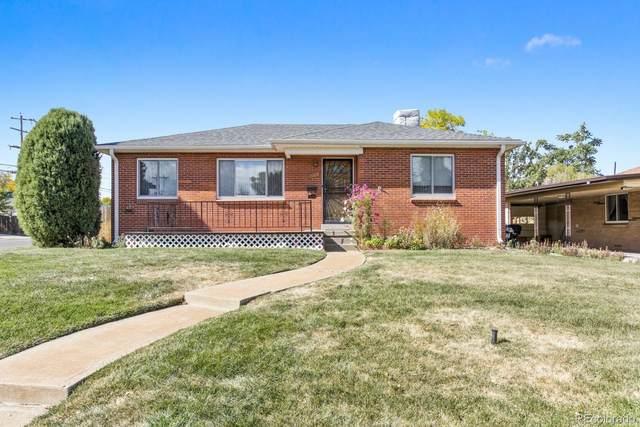 2487 S Zenobia Street, Denver, CO 80219 (#2651963) :: Springs Home Team @ Keller Williams Partners