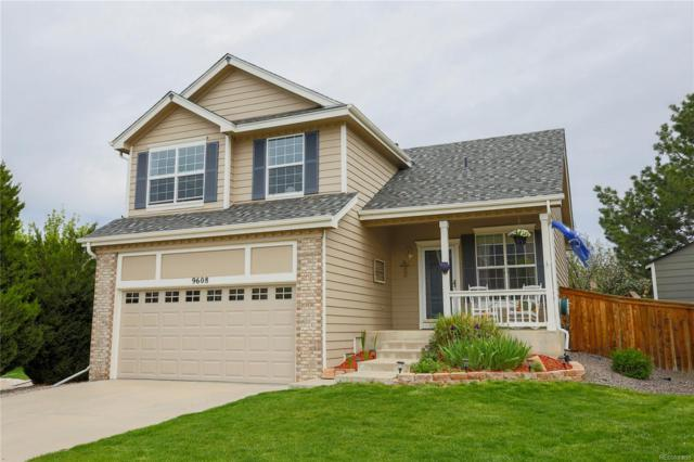 9608 Sun Meadow Street, Highlands Ranch, CO 80129 (#2652016) :: My Home Team