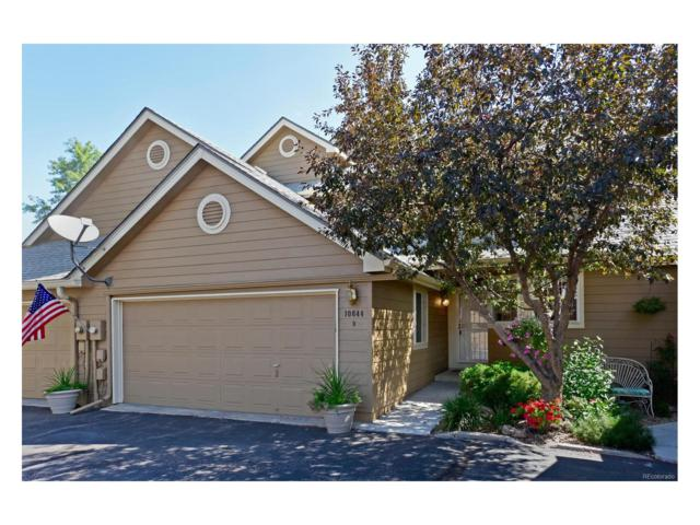 10644 W Dumbarton Circle B, Littleton, CO 80127 (#2652114) :: The Griffith Home Team