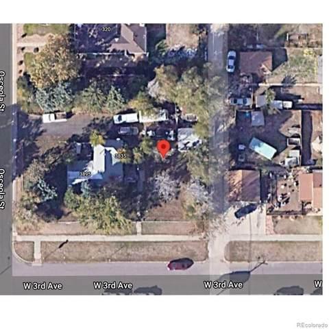 3831 W 3rd Avenue, Denver, CO 80219 (#2652321) :: iHomes Colorado