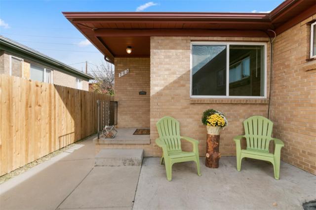 702 Poplar Street, Denver, CO 80220 (#2652445) :: HomePopper