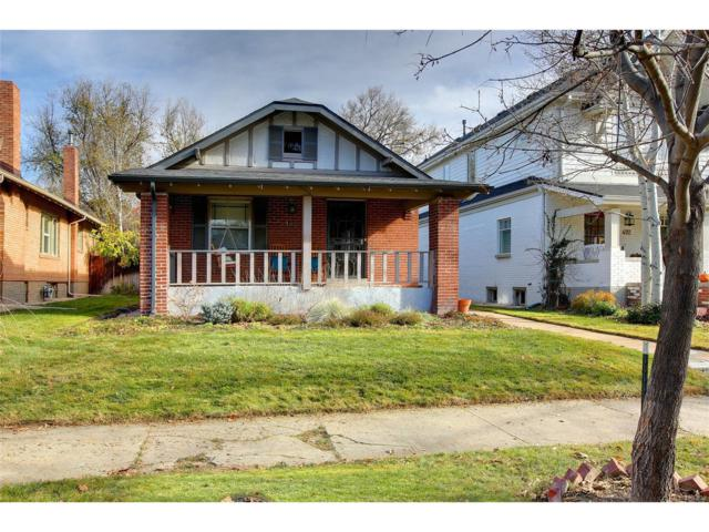 486 S Williams Street, Denver, CO 80209 (#2652860) :: Wisdom Real Estate