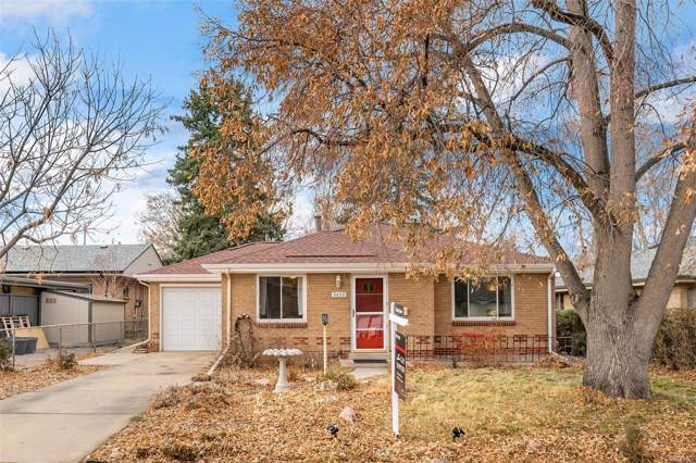 3625 Reed Street, Wheat Ridge, CO 80033 (#2653200) :: The DeGrood Team