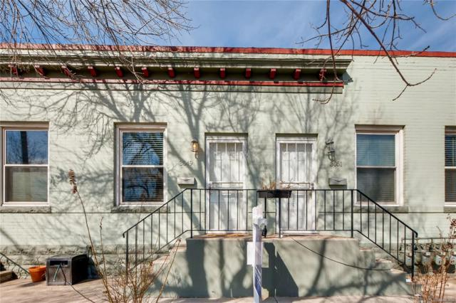 3049 Curtis Street, Denver, CO 80205 (MLS #2653583) :: 8z Real Estate