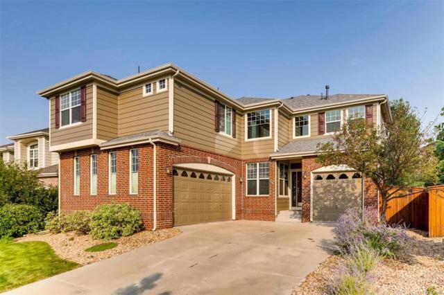 5284 S Haleyville Street, Aurora, CO 80016 (#2653592) :: The Peak Properties Group