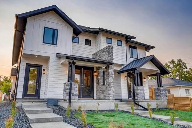 2521 S Pearl Street, Denver, CO 80210 (#2653616) :: Mile High Luxury Real Estate