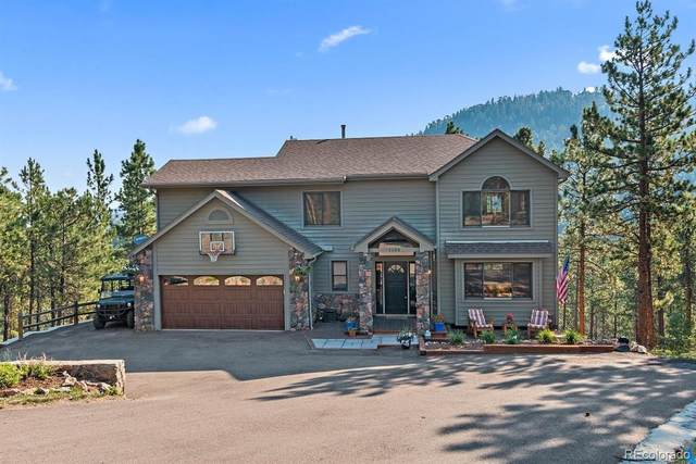 7193 Pinewood Drive, Evergreen, CO 80439 (#2653875) :: Wisdom Real Estate