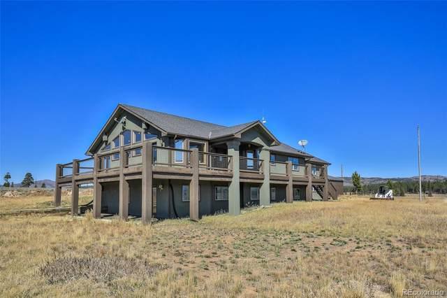 384 County Road 519, Fraser, CO 80442 (MLS #2653935) :: 8z Real Estate