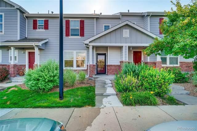 19154 E 57th Place C, Denver, CO 80249 (#2654666) :: Venterra Real Estate LLC