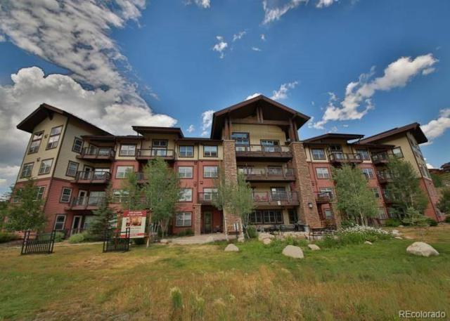 300 Base Camp Circle #113, Granby, CO 80446 (#2654825) :: HomePopper