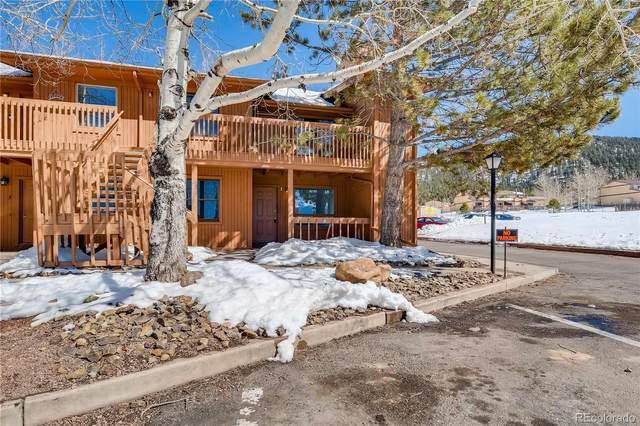 401 Forest Edge Road B1, Woodland Park, CO 80863 (#2655403) :: Finch & Gable Real Estate Co.