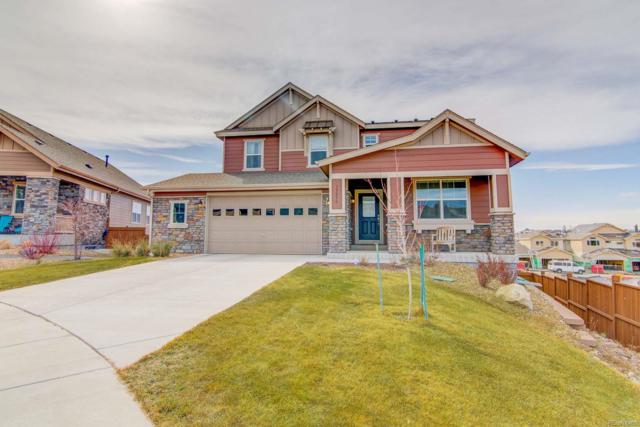 15050 E Crestline Avenue, Centennial, CO 80015 (#2655412) :: Structure CO Group