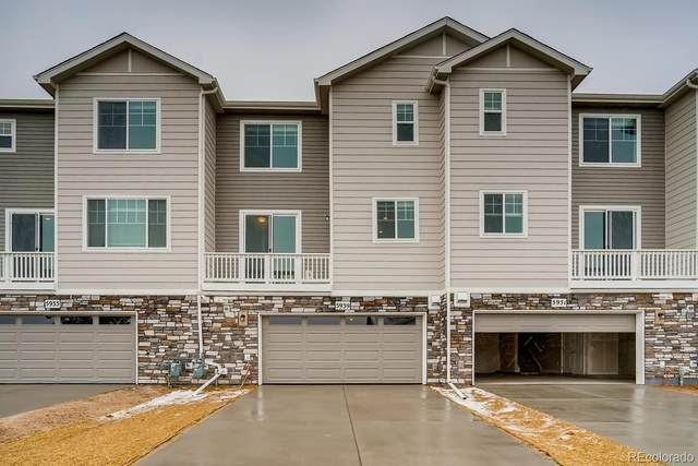 5536 Canyon View Drive #34, Castle Rock, CO 80104 (MLS #2656406) :: Keller Williams Realty