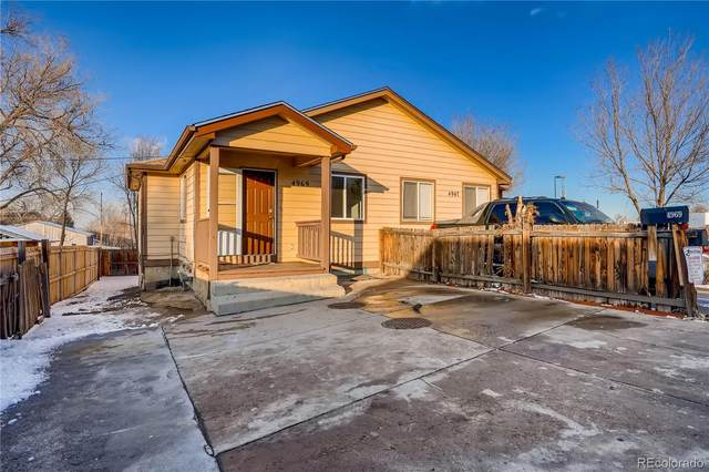 4969 Morrison Road, Denver, CO 80219 (#2656522) :: The Colorado Foothills Team | Berkshire Hathaway Elevated Living Real Estate