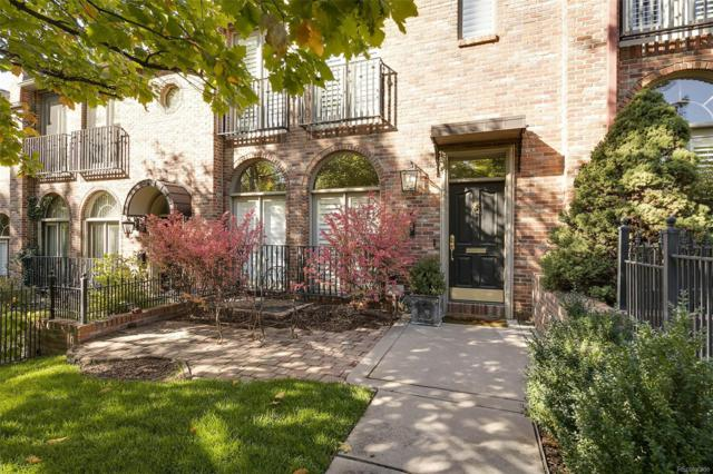 397 Madison Street, Denver, CO 80206 (#2657111) :: The Healey Group