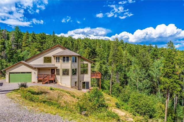 11933 Coal Creek Heights Drive, Golden, CO 80403 (MLS #2657267) :: Bliss Realty Group