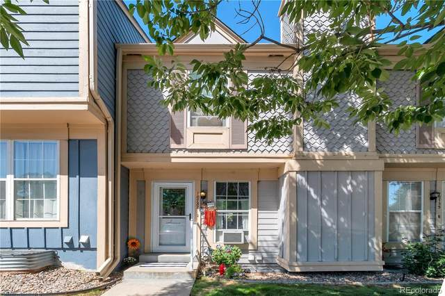 10737 W Dartmouth Avenue, Lakewood, CO 80227 (#2657446) :: The Healey Group
