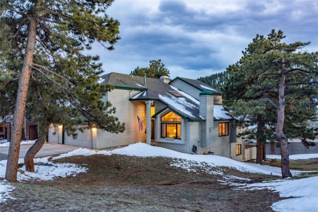 25778 Summergreen Lane, Golden, CO 80401 (#2657796) :: Compass Colorado Realty