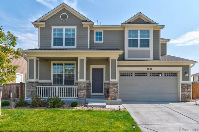 1584 Trefoil Way, Brighton, CO 80601 (#2657860) :: The Brokerage Group