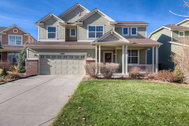 11683 S Flower Mound Way, Parker, CO 80134 (MLS #2658016) :: Colorado Real Estate : The Space Agency