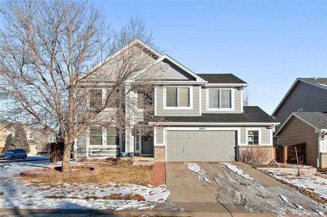 5413 E Aspen Avenue, Castle Rock, CO 80104 (#2658775) :: 5281 Exclusive Homes Realty