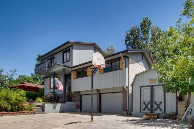 1500 Ulysses Street, Golden, CO 80401 (MLS #2659061) :: 8z Real Estate