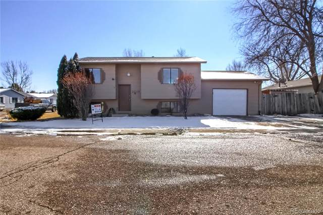 2019 Wedgewood Drive, Greeley, CO 80631 (#2659284) :: The DeGrood Team